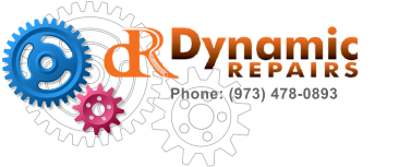 Logo, Dynamic Repairs - Electronics Repair